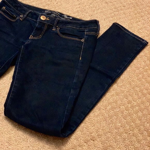 American Eagle Outfitters Denim - American Eagle Women's Skinny Jeans Size 4